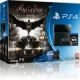 Playstation 4 PS4 + Spiel Batman + Handyvertrag